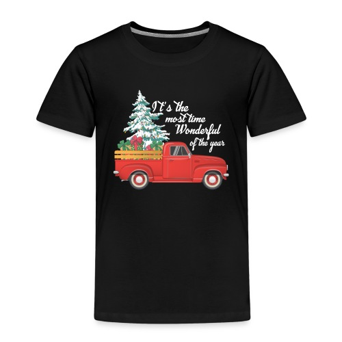 It's The Most Time Wonderful Of The Year - Kids' Premium T-Shirt