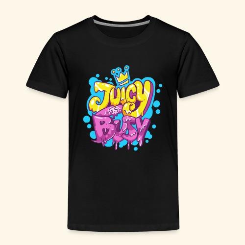 Juicy as Busy - Camiseta premium niño