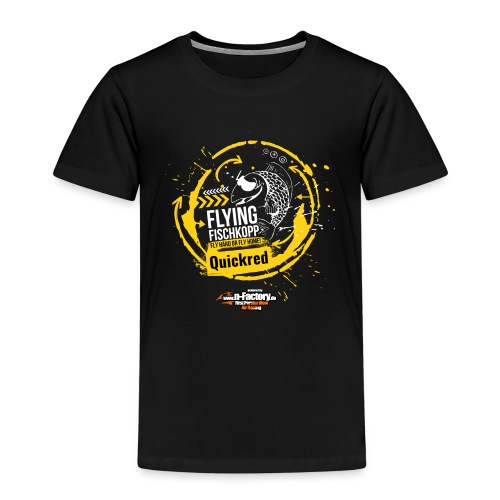 Shirt back quickred png - Kinder Premium T-Shirt