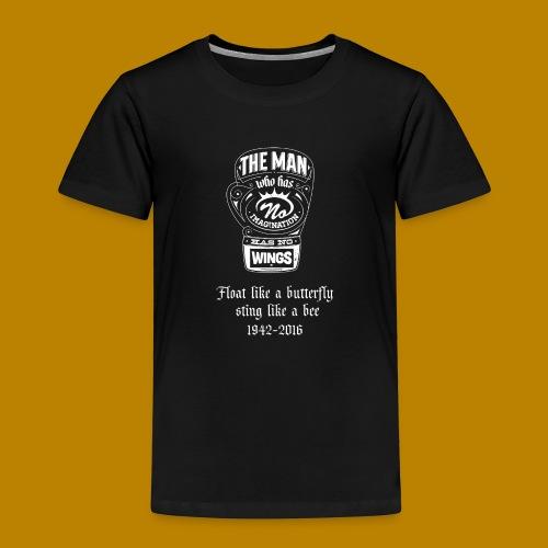 Muhammed Ali Quotes - Kids' Premium T-Shirt