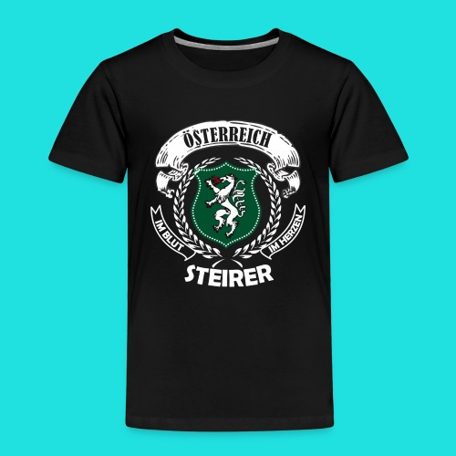 Steirer - Kinder Premium T-Shirt