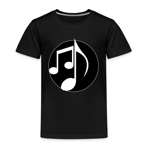 music note: MIGI WEAR - Kinderen Premium T-shirt