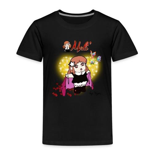 MALI'- BAMBOLINA PORTAFORTUNA - Maglietta Premium per bambini