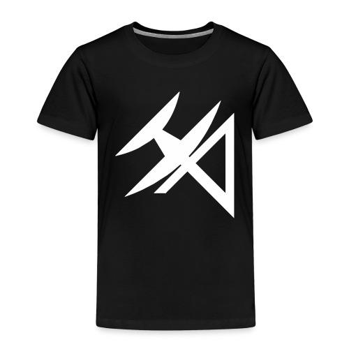 logo HA BLANCO - Kids' Premium T-Shirt