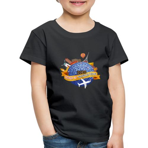 Covid-19 World Tour - Kids' Premium T-Shirt