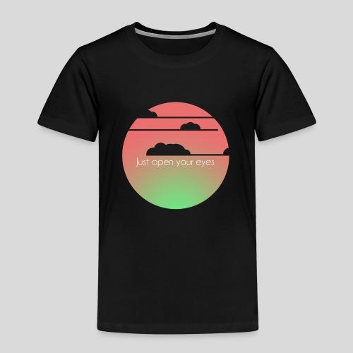Eyes - T-shirt Premium Enfant