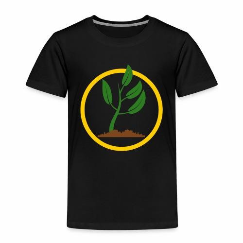 Setzlingemblem - Kinder Premium T-Shirt