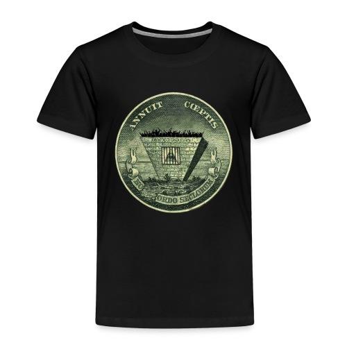 Salvation - a new work by www.RuskiDot.com - Kids' Premium T-Shirt