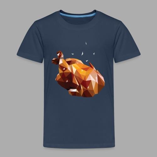 Turkey polyart - Kids' Premium T-Shirt