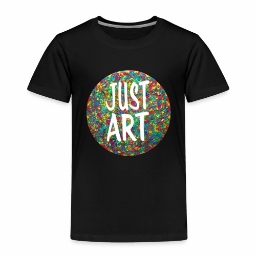 Kunst Edih Lassiat - Kinder Premium T-Shirt