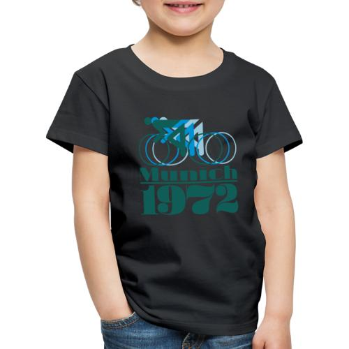 Munich Cycling - Kinder Premium T-Shirt