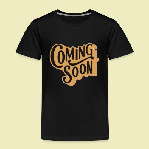 Coming soon - Kinderen Premium T-shirt