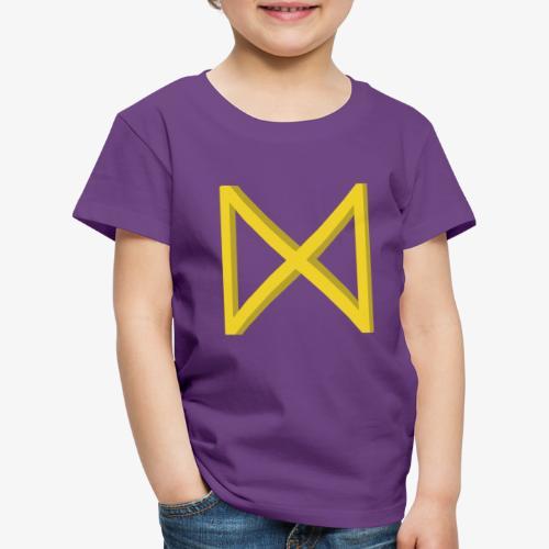 Rune Dagaz? Verdrehung von Extinction Rebellion? - Kinder Premium T-Shirt