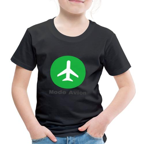 Mode Avion - T-shirt Premium Enfant