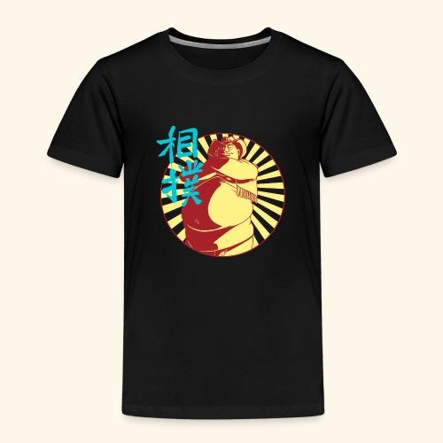 Le Sumo Cowboy - T-shirt Premium Enfant