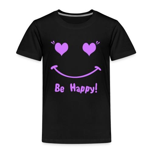 Be happy - T-shirt Premium Enfant