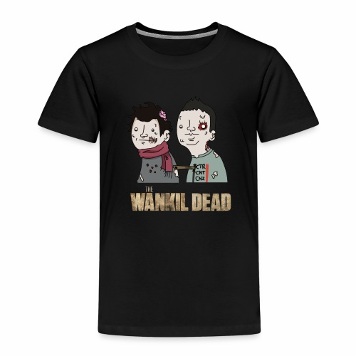 The Wankil Dead - T-shirt Premium Enfant