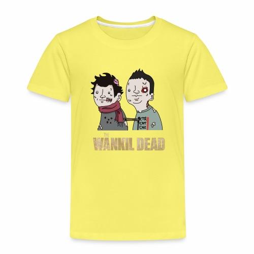 The Wankil Dead - T-shirt Premium Enfant