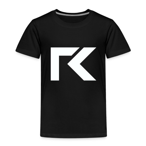 Rxmsey Logo - White - Kids' Premium T-Shirt