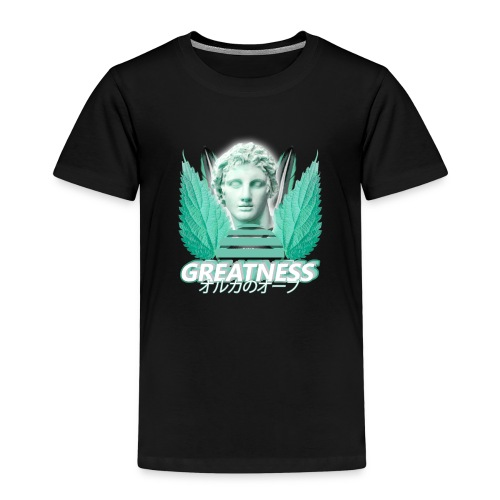 Greatness - Kids' Premium T-Shirt