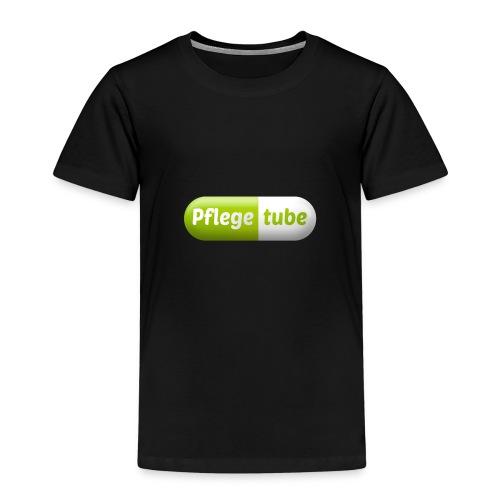 Pflegetube Logo Tasse - Kinder Premium T-Shirt