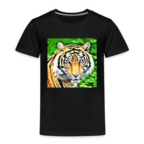 tigre - Maglietta Premium per bambini
