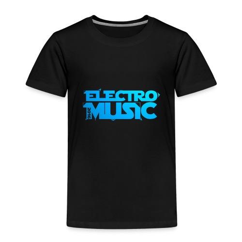 T-Shirt Electro Music Homme - T-shirt Premium Enfant