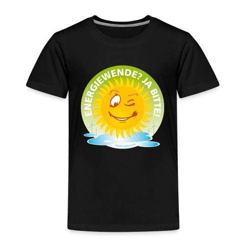 Energiewende Ja bitte - Kinder Premium T-Shirt