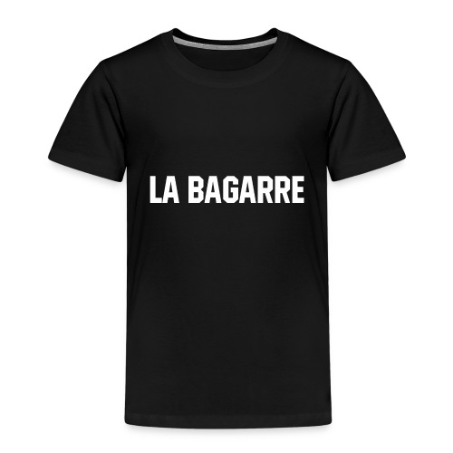 LA BAGARRE - T-shirt Premium Enfant
