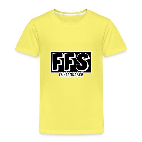 ff Standaard Shirt, Met FFS logo! - Kids' Premium T-Shirt