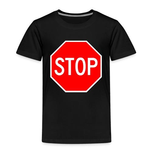 Stop - Kids' Premium T-Shirt