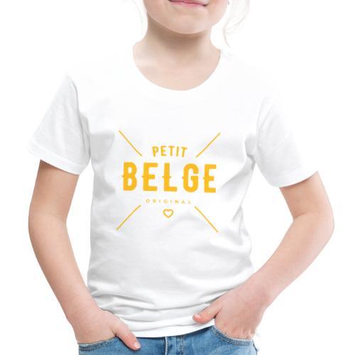 petit belge original - T-shirt Premium Enfant