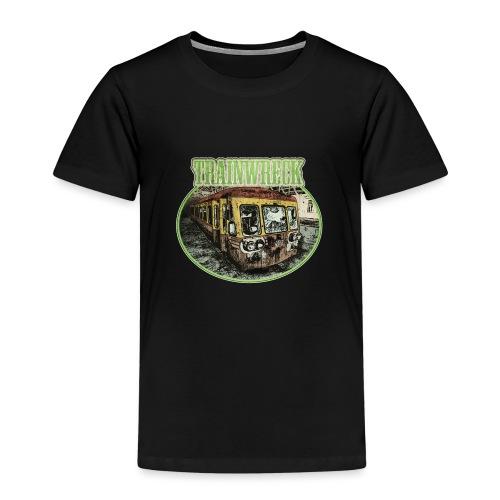 trainwreck - cannabis sorte - Kids' Premium T-Shirt