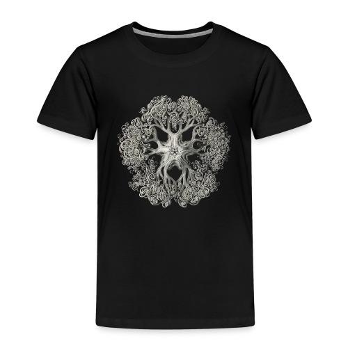 psychedelic art stitch - T-shirt Premium Enfant