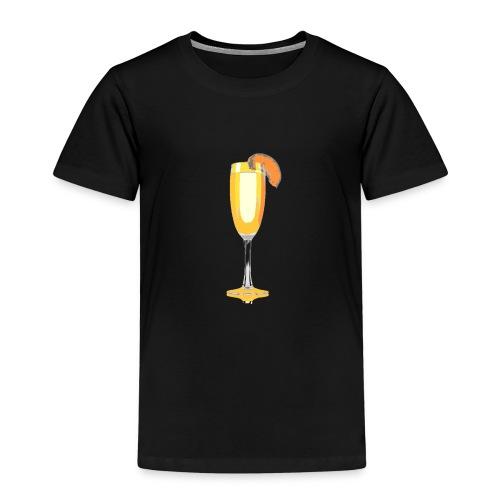 bellini cocktail - Kids' Premium T-Shirt