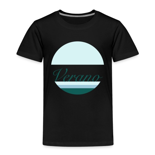 verano - Camiseta premium niño