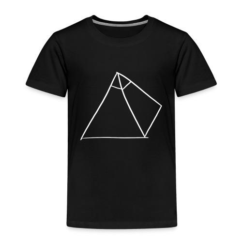 Casquette avec logo (Noir) - T-shirt Premium Enfant