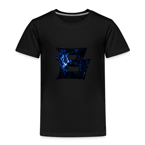 BLAU png - Kinder Premium T-Shirt
