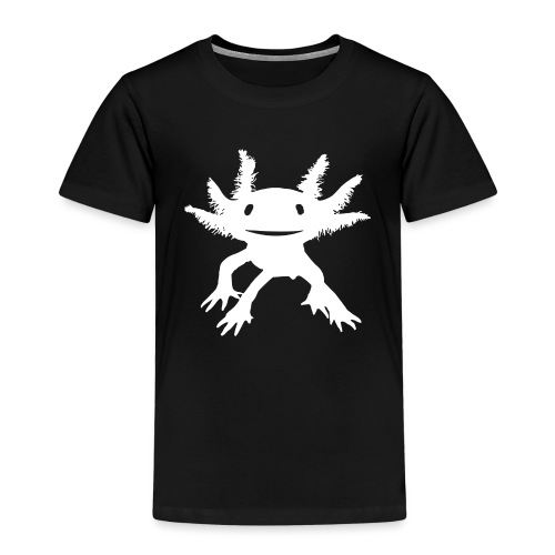 AXOLOTL - Kinder Premium T-Shirt