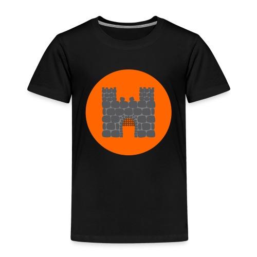 Habbazuttborgen - Premium-T-shirt barn