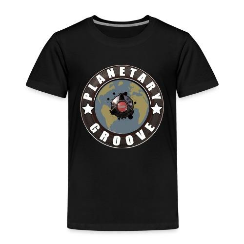 Vintage Music Groove - T-shirt Premium Enfant