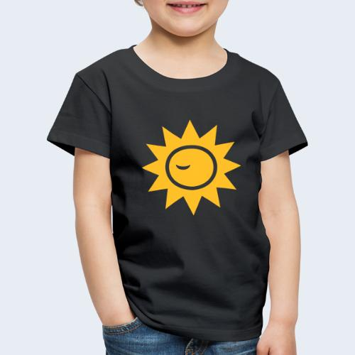 Winky Sun - Kinderen Premium T-shirt