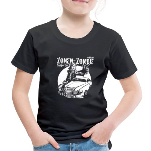 Zonen Zombie Supporter Shirt - Kinder Premium T-Shirt