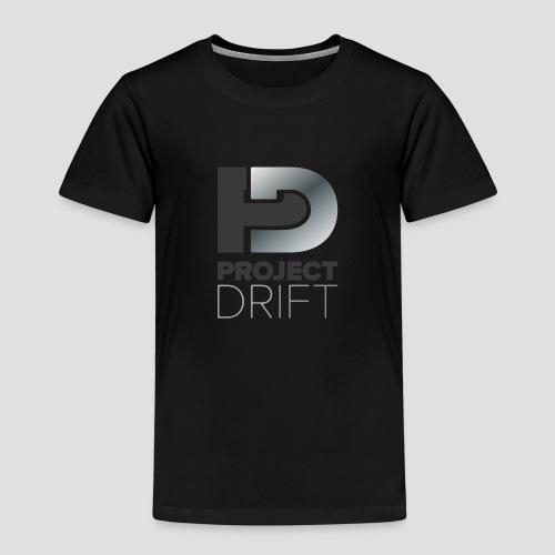 Project Drift LOGO 01 png - Kids' Premium T-Shirt