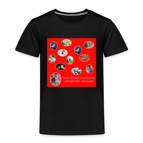 Motiv 8 Meine Kollegen vor Kauf s. unten - Kinder Premium T-Shirt