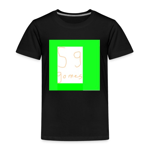 DHdhf - Kinderen Premium T-shirt