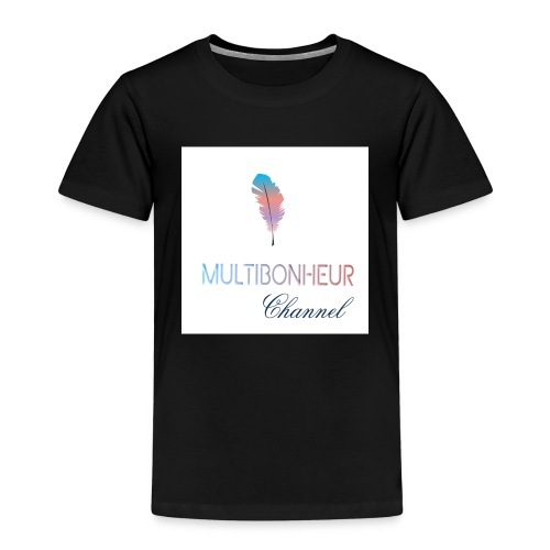 Multibonheur CHANNEL - T-shirt Premium Enfant