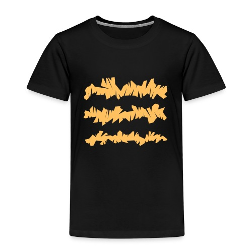 Orange_Sample.png - Kinder Premium T-Shirt