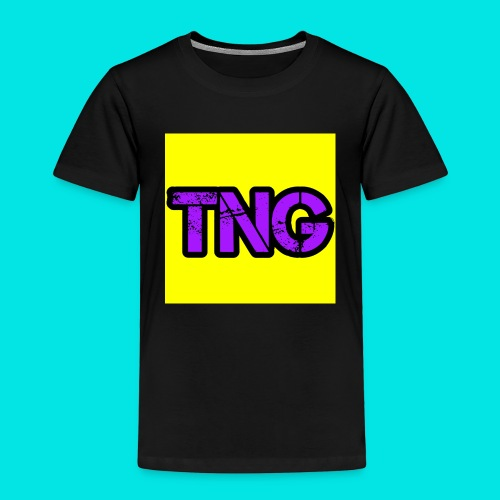 New TNG LOGO - Kids' Premium T-Shirt