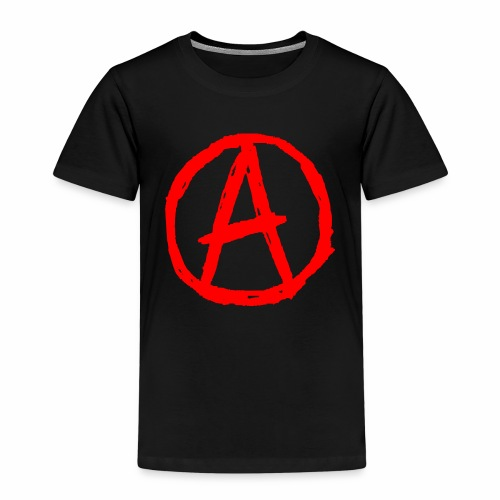 anarchie - Kinder Premium T-Shirt